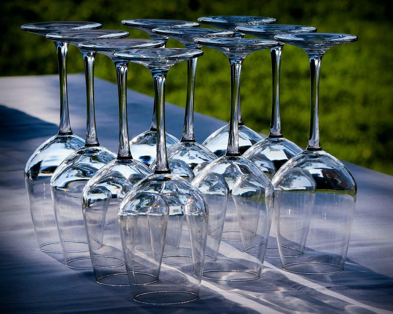 Asciuga bicchieri, suggerimenti e consigli