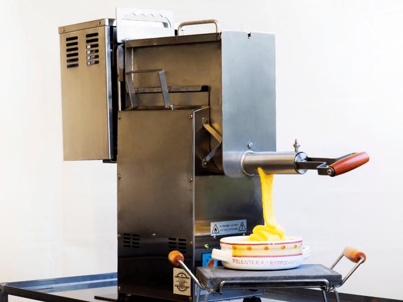 Polentera - macchina polenta alla spina