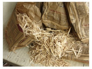 Wood chips americano