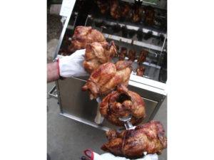 KIT Pollo: 5 polli per lancia